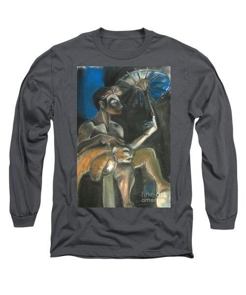 Circus Man Long Sleeve T-Shirt