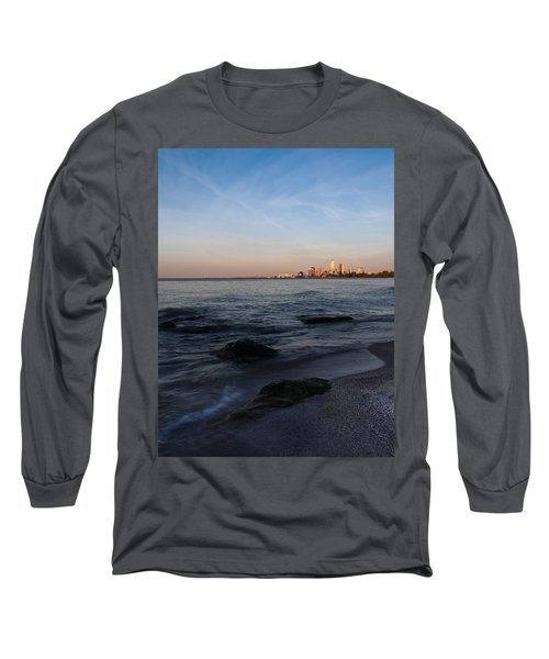 Cleveland From The Shadows Long Sleeve T-Shirt