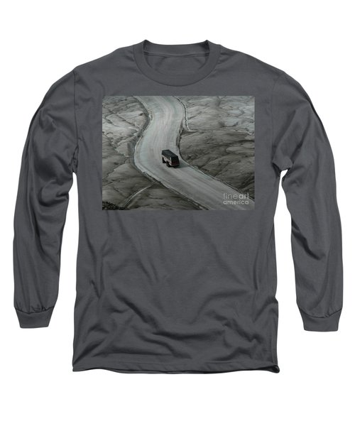 Columbia Icefield Glacier Adventure Long Sleeve T-Shirt