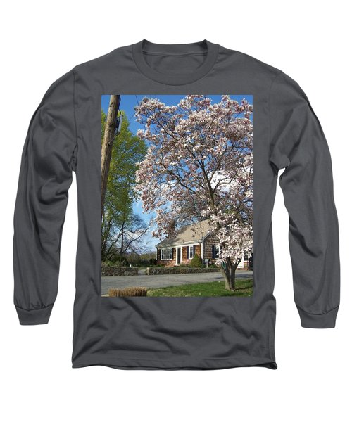 Long Sleeve T-Shirt featuring the photograph Country Living by Cynthia Amaral