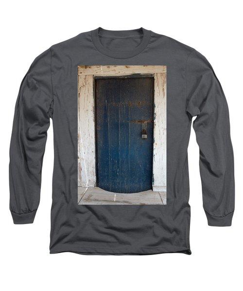 Curved Door Cabo De Gata Long Sleeve T-Shirt