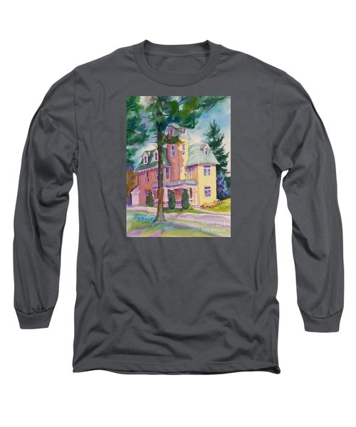 Dewey-radke Glowing Long Sleeve T-Shirt