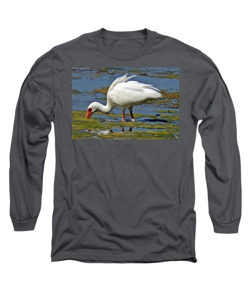 Dinnertime Long Sleeve T-Shirt