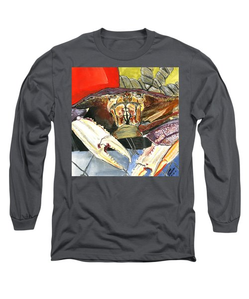 Dungeness Long Sleeve T-Shirt