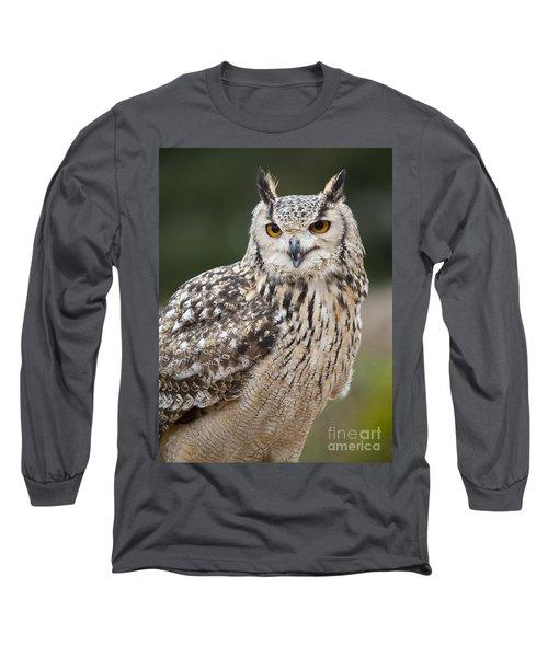 Eagle Owl II Long Sleeve T-Shirt