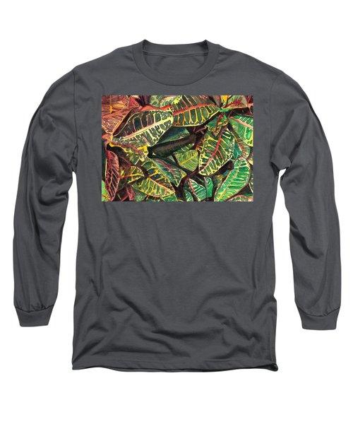 Elena's Crotons Long Sleeve T-Shirt