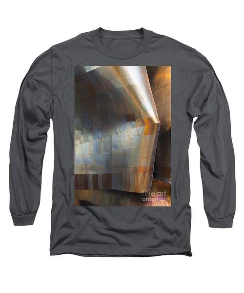 Emp Abstract Fold Long Sleeve T-Shirt