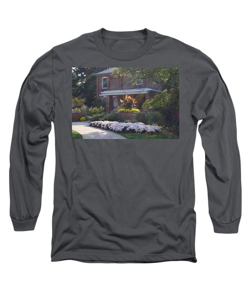 Long Sleeve T-Shirt featuring the photograph Fall Cowles by Joseph Yarbrough