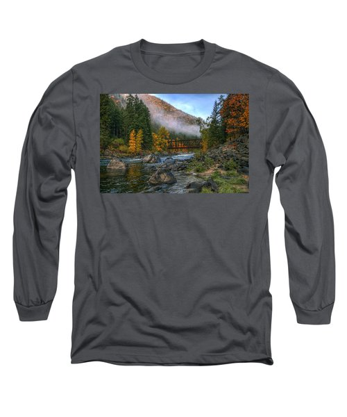 Fall Up The Tumwater Long Sleeve T-Shirt
