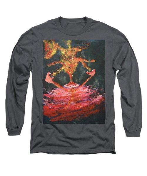 Fearless Rage Long Sleeve T-Shirt