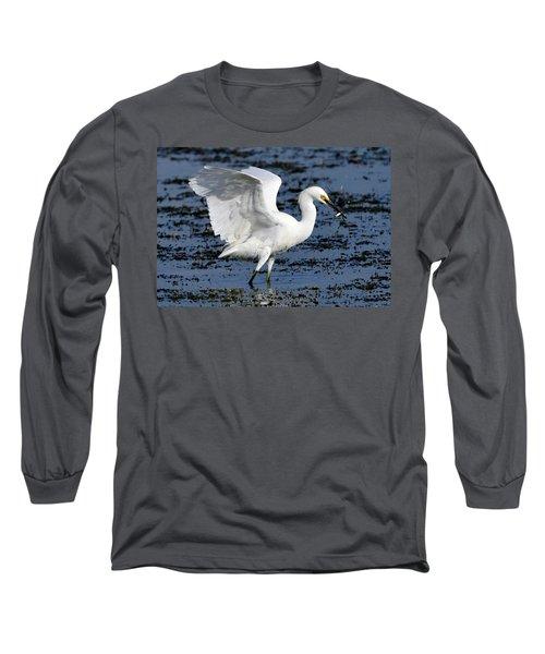 Fishing Dance Long Sleeve T-Shirt