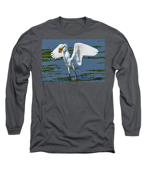 Fish'n In The Morning Long Sleeve T-Shirt