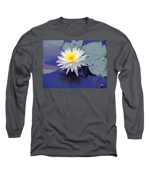 Flowering Lily-pad- St Marks Fl Long Sleeve T-Shirt