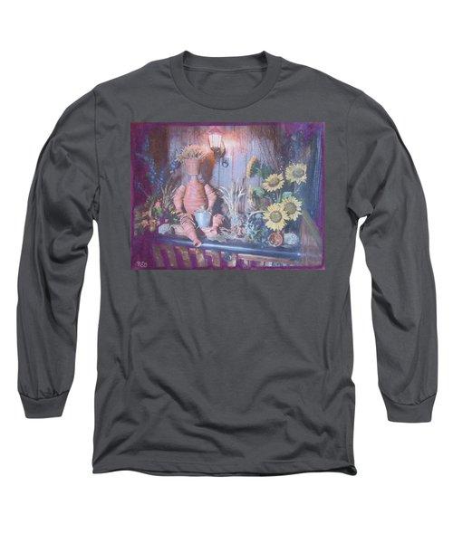 Flowerpotman Long Sleeve T-Shirt