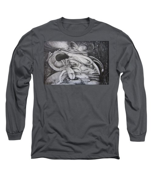 Fomorii General Long Sleeve T-Shirt