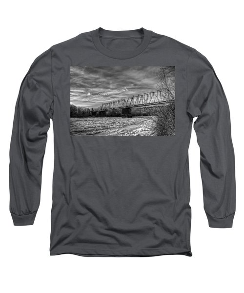 Frozen Tracks Long Sleeve T-Shirt