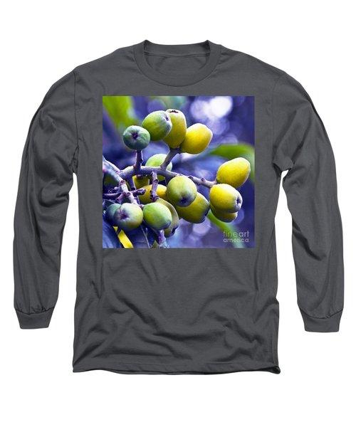 Sicilian Fruits Long Sleeve T-Shirt