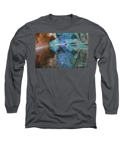 Fully Reflected Long Sleeve T-Shirt
