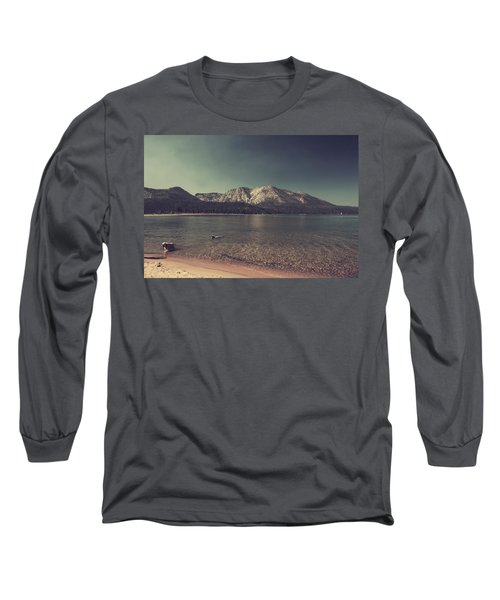 Fun At The Lake Long Sleeve T-Shirt