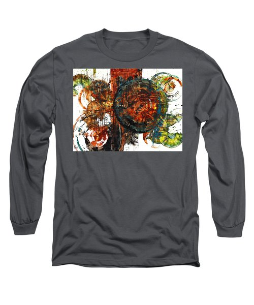 Gaurdian  02.101511 Long Sleeve T-Shirt by Kris Haas