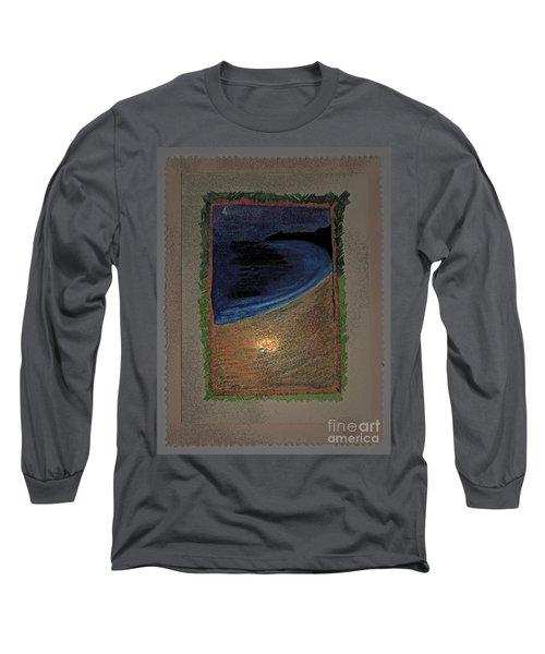 Ghost Stories Barra De Navidad Long Sleeve T-Shirt