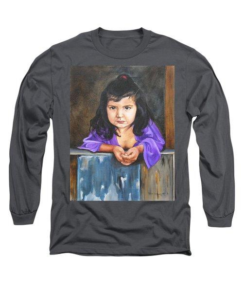Girl From San Luis Long Sleeve T-Shirt