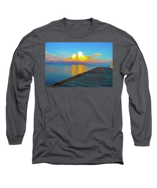 Gods' Painting Long Sleeve T-Shirt