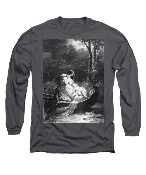 Goethe: Elective Affinities Long Sleeve T-Shirt