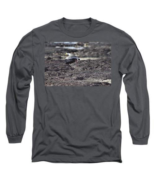 Gracious Ascent Long Sleeve T-Shirt by Douglas Barnard