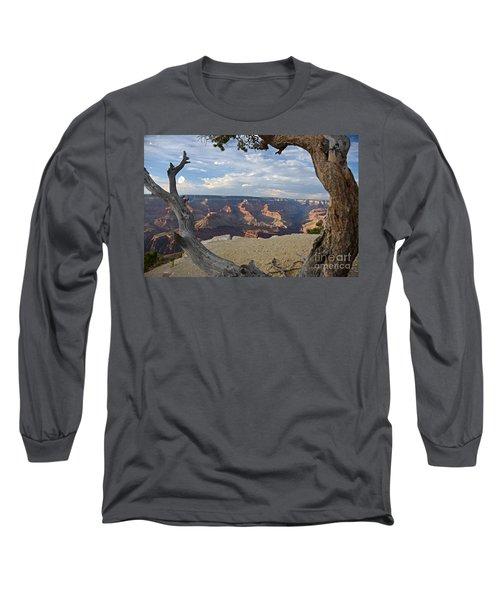 Grand Canyon Tree Long Sleeve T-Shirt