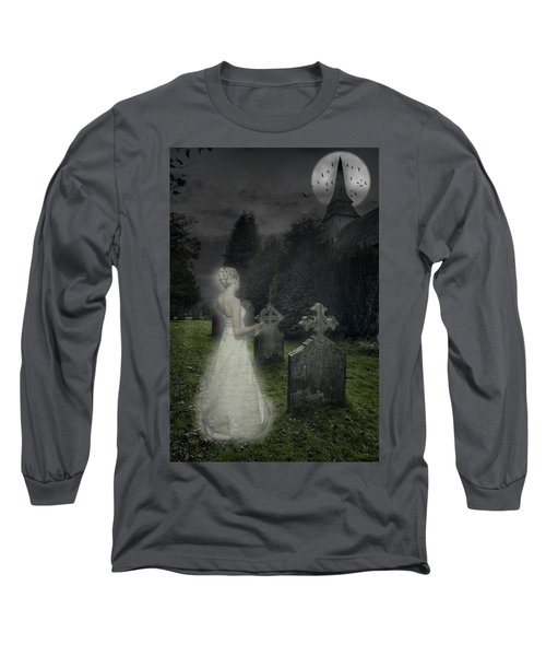 Haunting Long Sleeve T-Shirt