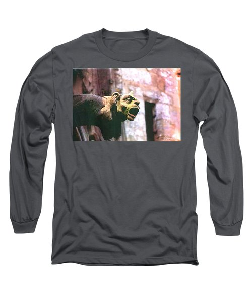 Hear No Evil Long Sleeve T-Shirt