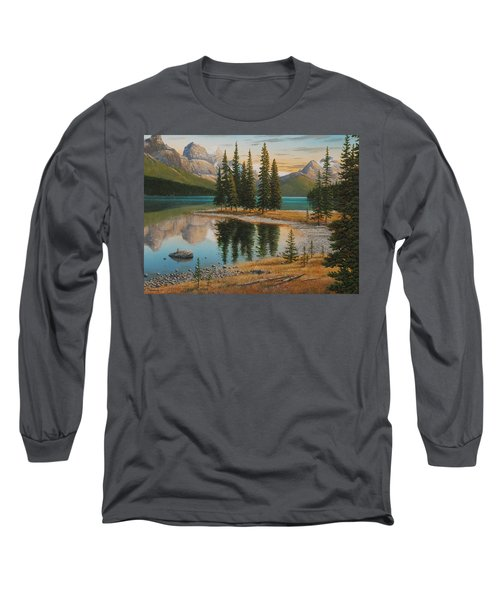 Hidden Treasure Long Sleeve T-Shirt