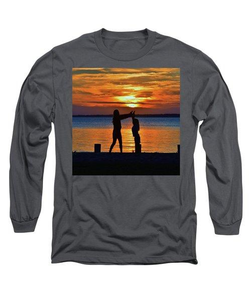 High 5 Long Sleeve T-Shirt