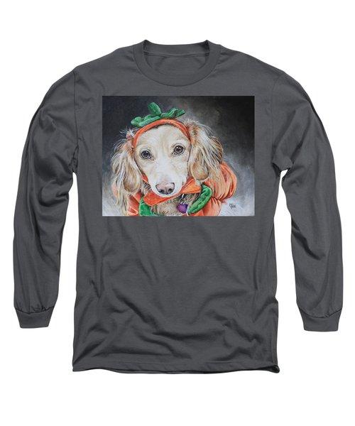 Honey Pie Long Sleeve T-Shirt by Mary-Lee Sanders