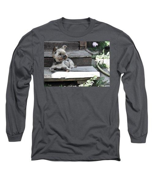 Hostess Long Sleeve T-Shirt
