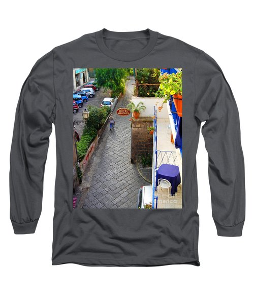Hotel Mignon Sorrento Long Sleeve T-Shirt