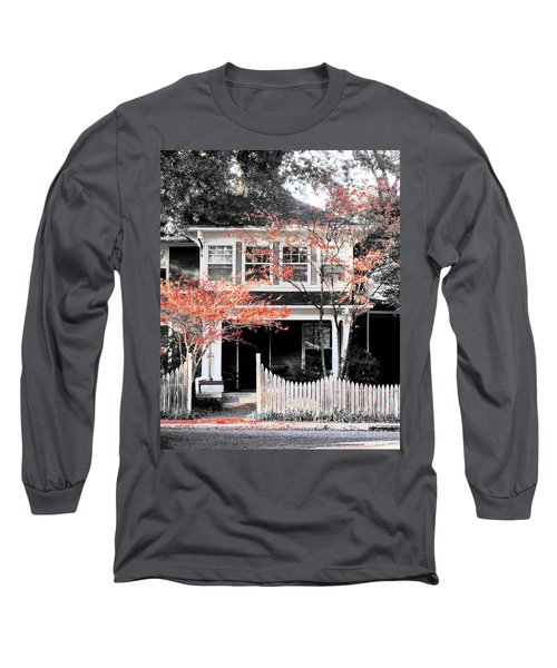 House In Cooper Young Long Sleeve T-Shirt