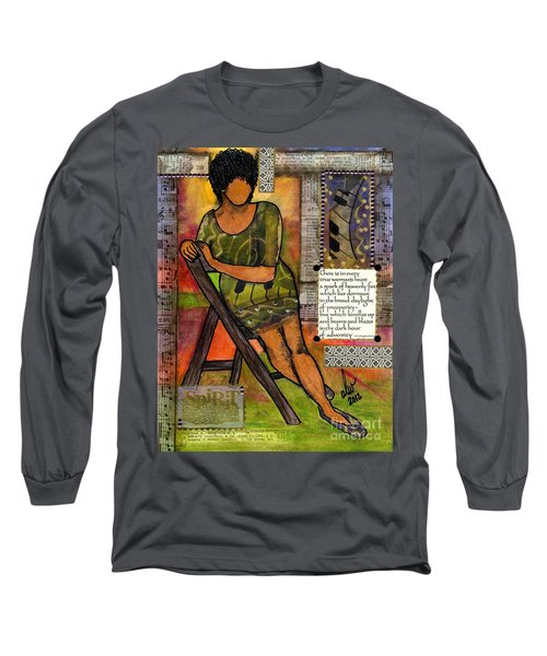 In Every True Woman Long Sleeve T-Shirt