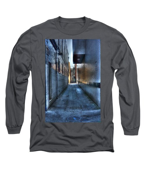 In The Alley Long Sleeve T-Shirt by Dan Stone