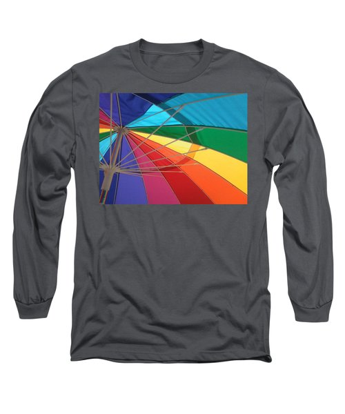 Long Sleeve T-Shirt featuring the photograph It's A Rainbow by David Pantuso