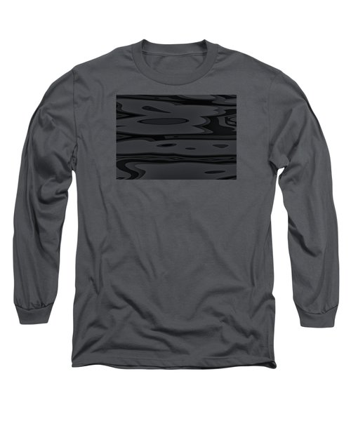 Long Sleeve T-Shirt featuring the digital art Iturortu by Jeff Iverson