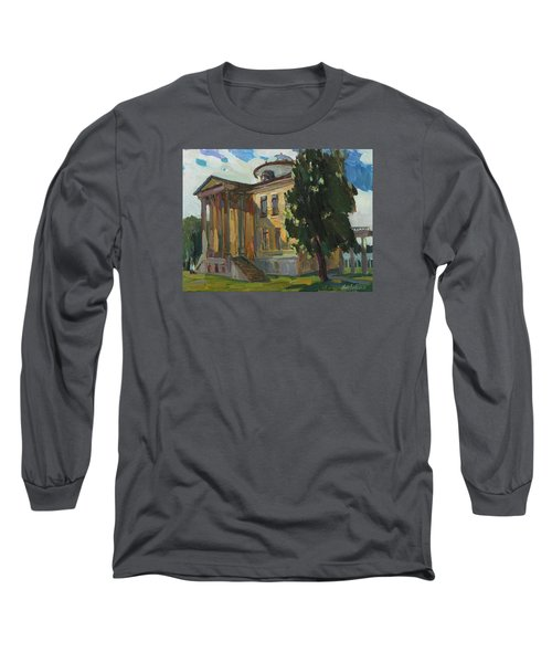 July Day In Russian Estate Long Sleeve T-Shirt