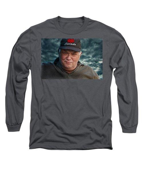 Ken Lees Long Sleeve T-Shirt