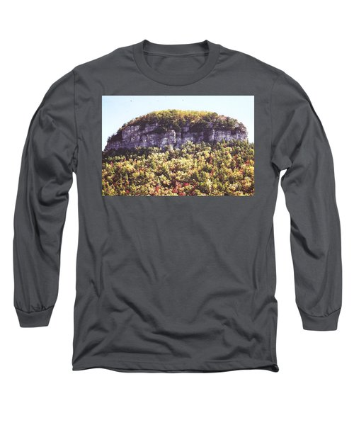 Knob Mountain Long Sleeve T-Shirt
