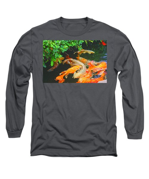 Koi Joy Long Sleeve T-Shirt
