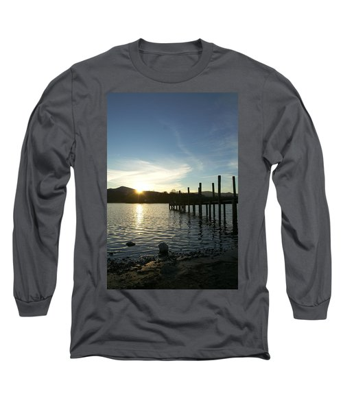 Lake District Sunset Long Sleeve T-Shirt
