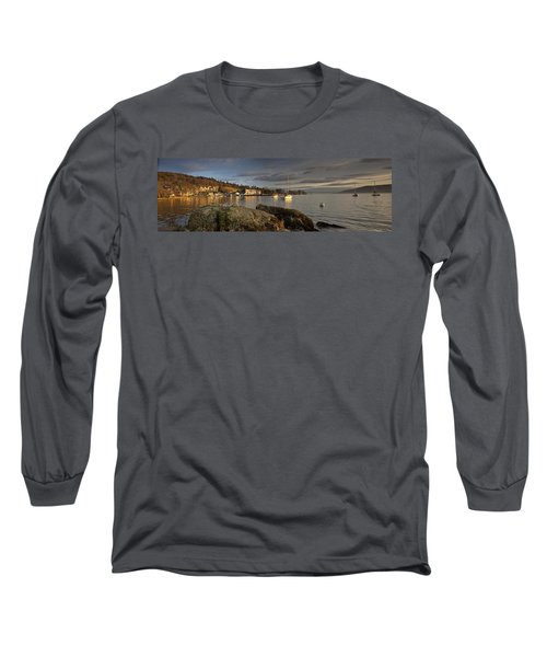 Long Sleeve T-Shirt featuring the photograph Lake Windermere Ambleside, Cumbria by John Short