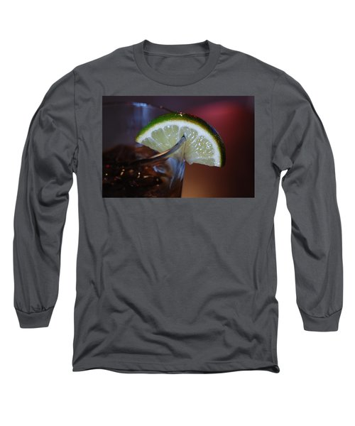 Lime Time Long Sleeve T-Shirt