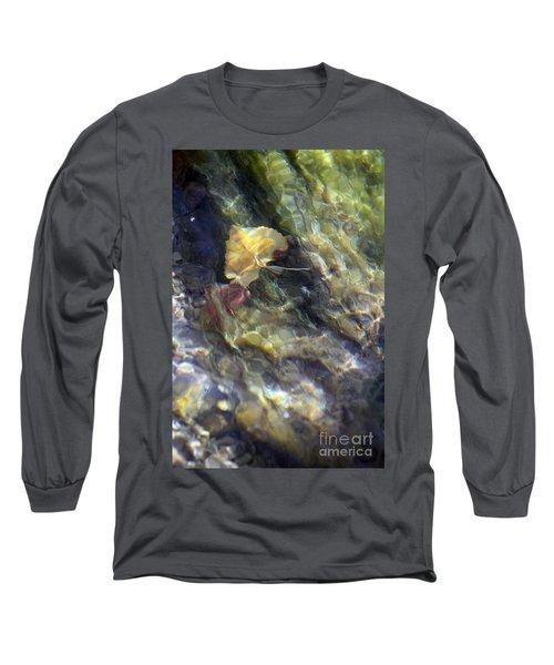 Liquid Leaves 2 Long Sleeve T-Shirt